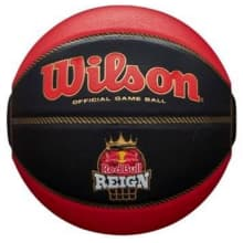 Wilson Red Bull Reign Game Basketball