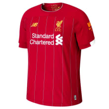 Liverpool Home Junior Jersey SS 2019/20