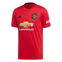 Adidas Man United Boys Home Jersey 19/20
