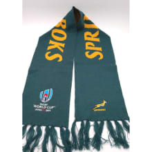 RWC 2019-RWC and Springbok Dual Branded Scarf
