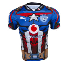 Bulls S/Rugby Mens Marvel Jersey 2019