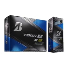 Bridgestone Tour B XS golf ball 12-pack