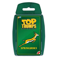 Springbok Top Trumps
