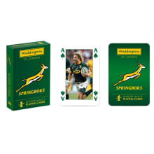 Waddingtons's No1 Playing Cards - Springbok