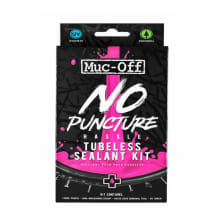 Muc-Off No Puncture Tubeless Sealant Kit