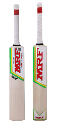 MRF EW 360 ABD17 Cricket Bat - Size Harrow