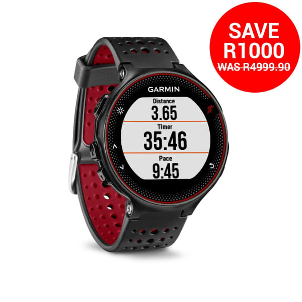 f6e301fdd528 Garmin Forerunner 235 GPS Running Watch
