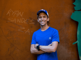 20 Questions with South African Ultra-Trail Running Legend, Ryan Sandes
