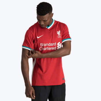 Liverpool Men's Home 20/21 Soccer Jersey