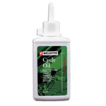 Weldtite Cycle Oil 125ml