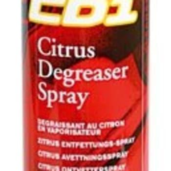 Weldtite Citrus Degreasing Spray 400ml