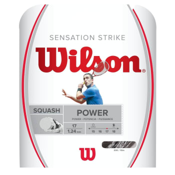 Wilson Sensation Strike Squash String