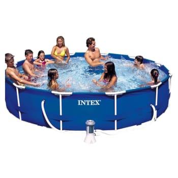 """Intex Metal Frame Pool 12' x 30"""" - Find in Store"""