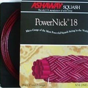 Ashaway PowerNick Squash String