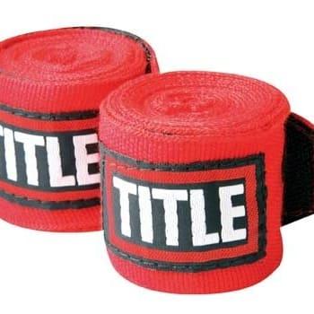 Title Boxing Wrap