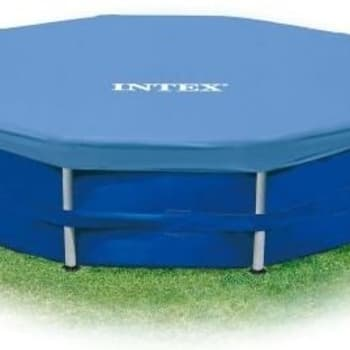 Intex Pool 15FT Metal Frame Pool Cover - Out of Stock - Notify Me