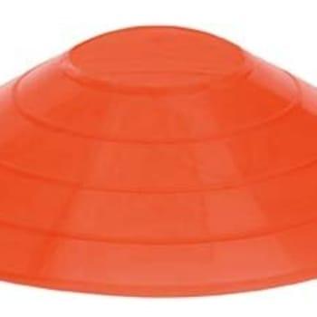 Flat Cone-Orange