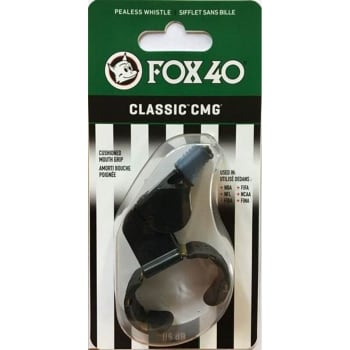 Fox40 Classic CMG 115dB Whistle (Finger Grip)