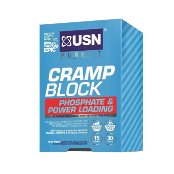USN Cramp Block Tablets Supplement