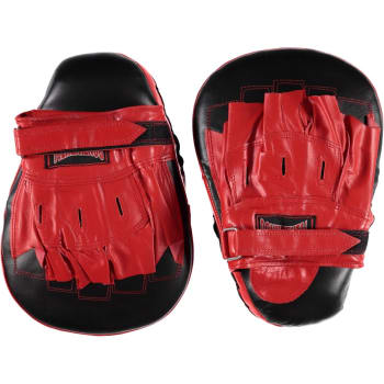 Title Continental Hook & Jab Mitts