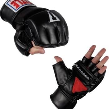 Title Heavy Bag Gloves