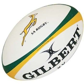 Gilbert SA XV Rugby Ball