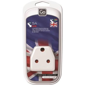 Design Go UK Travel plug - Sold Out Online