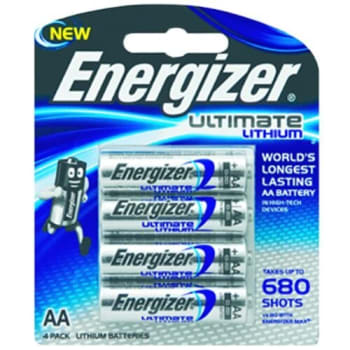 Energizer E2 PhotoLith AA XL92 Card4 - Out of Stock - Notify Me