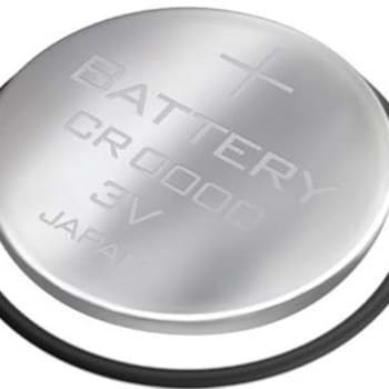 Polar RCX5 Battery Kit (CR2032)