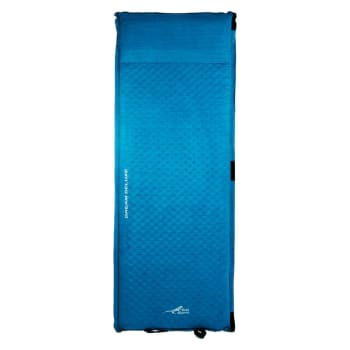 First Ascent Dream Deluxe Self-Inflating Hiking Mattress
