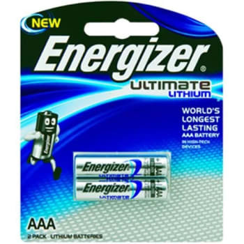 Energiser Lithium AAA Card 2