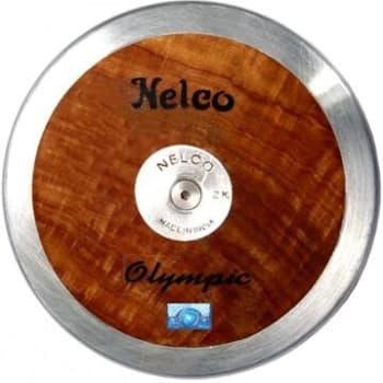 Nelco Discus Laminated 750g Athletics Equipment