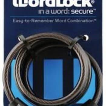 Wordlock 1.2m Mini Cable Lock