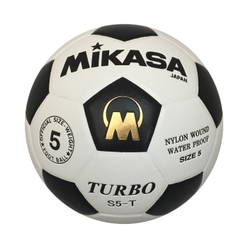 Mikasa S5 Turbo Soccer Ball - Out of Stock - Notify Me