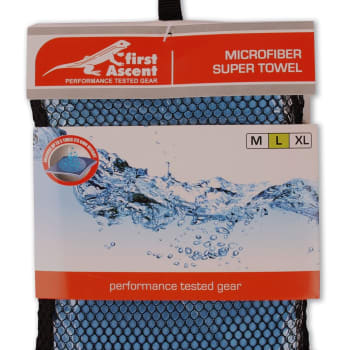 First Ascent Super Towel - Large
