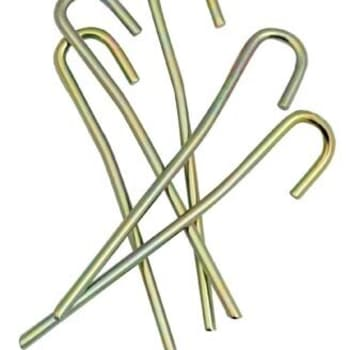 Tent Peg Straight 150mm - 5pc - Sold Out Online