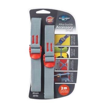 Sea to Summit Tie Down Accesory Strap 2m 20mm