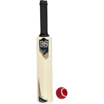 B&S Midi Cricket Bat & Ball