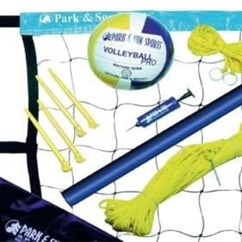 Park & Sun Spiker Sport Volleyball Set - Sold Out Online