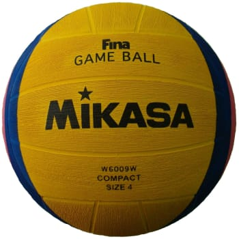 Mikasa Game Ball Water Polo Ball Size 4
