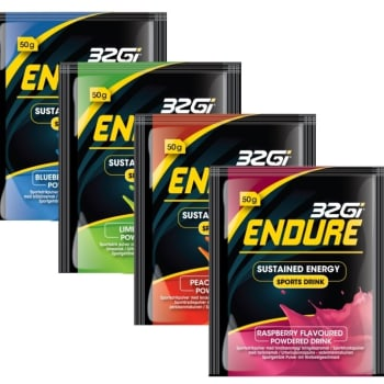 32Gi Endurance Energy Sachets - 50g Supplement