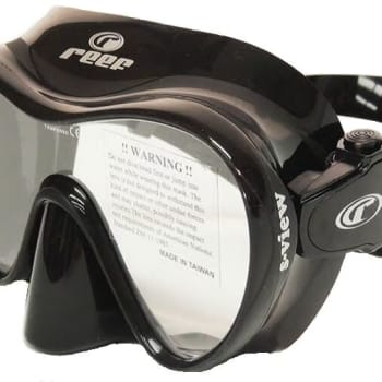 Reef S-View Diving Mask