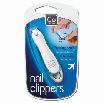 Design Go Travellers Nail Clipper - Sold Out Online