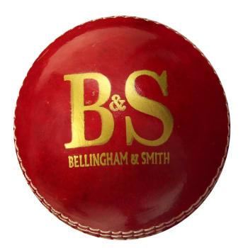 Bellingham & Smith 135g Match Cricket Ball