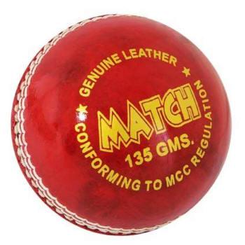 Bellingham & Smith 113g Match Cricket Ball