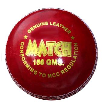Bellingham & Smith 156g Match Cricket Ball