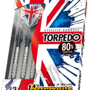 Harrows Torpedo 80% Tungsten Darts