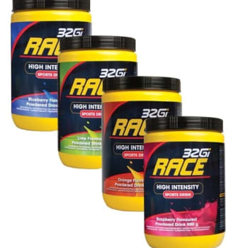 32Gi Race Sports Drink - 900g Supplement - Out of Stock - Notify Me