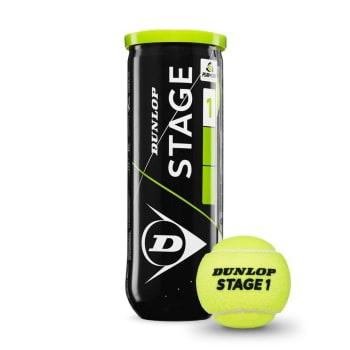 Dunlop Play & Stay Tennis Balls