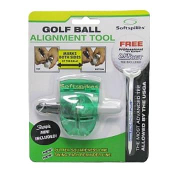 Pride Ball Line Marker Golf Accessory